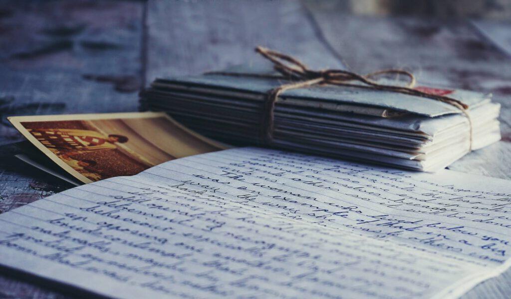 letters photo blog