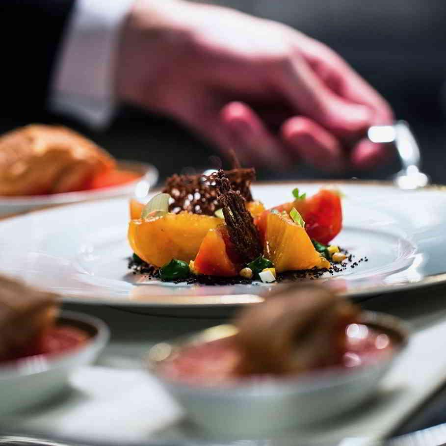 Ritz cuisine specialty ©Ritzparis.com