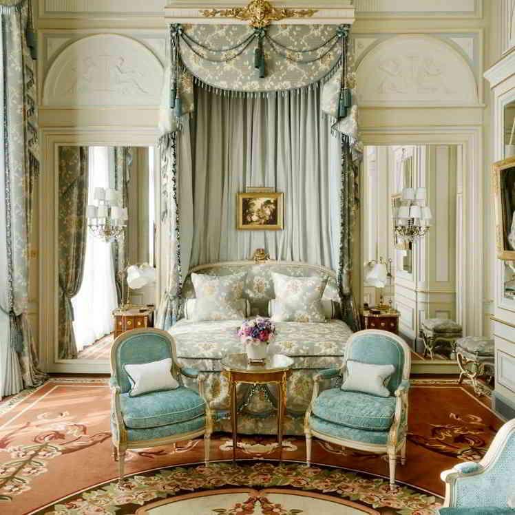 Ritz Suite Imperiale ©Ritzparis.com