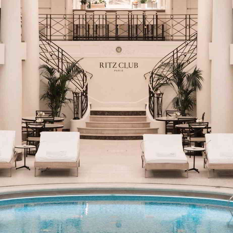 Ritz Club spa ©Ritzparis.com