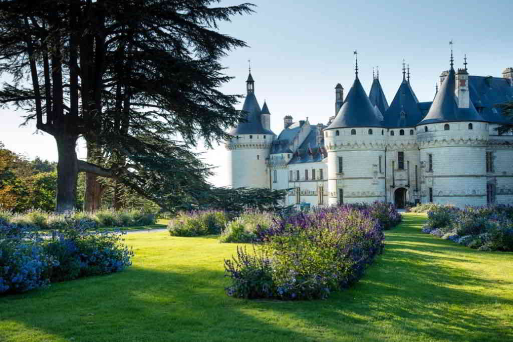 Chaumont-sur-Loire Castle © Eric Sander