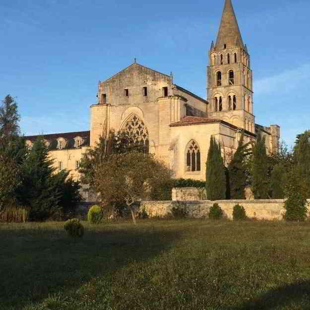 Bassac Abbey ©charentelibre.fr